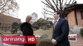 Outgoing U.S. Ambassador to S. Korea Mark Lippert's final interview  in Seoul