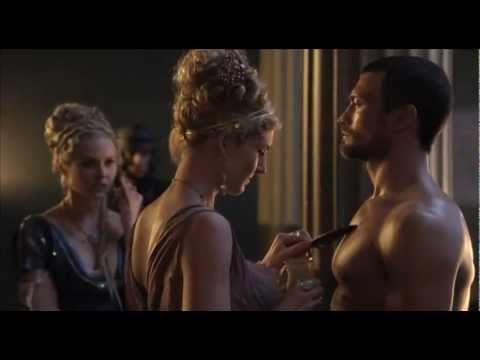 Xxx Mp4 Spartacus Ep8 5 Le Donne Patrizie Ammirano Spartacus 3gp Sex