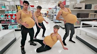 WE ARE PREGNANT!