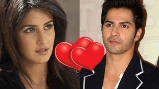 Varun Dhawan Wants To Flirt With Katrina Kaif !