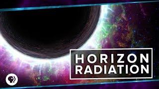 Horizon Radiation   Space Time