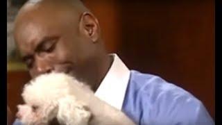 Judge Judy Lets Dog Find Its REAL Owner Inside Court