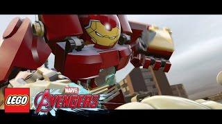樂高復仇者聯盟 LEGO® MARVEL's Avengers | #10 浩克毀滅者