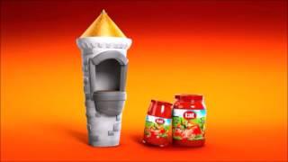 Tatlı Domatesler Reklamı (doma domates doma domaaa) 2016 Uzun Versiyon