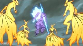 Naruto Vs Sasuke -Naruto Shippuden Episode 477 Subtitle Indonesia