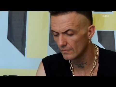 DIE ANTWOORD - interview gone wrong...