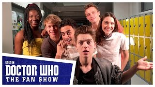 Meeting The Class Cast - Doctor Who: The Fan Show