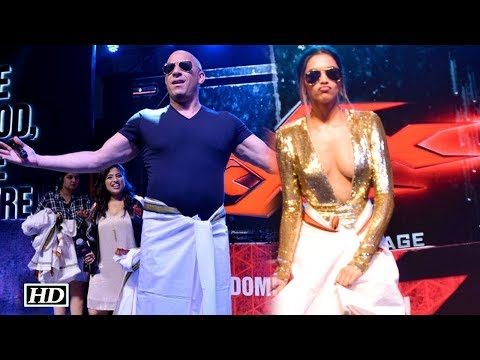 xXx: Return of Xander Cage Full Movie Promotion Video  - Deepika Padukone, Vin Diesel