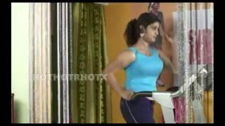 Shalu kurian malayalam serial actress  New hot  video