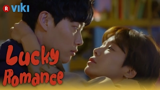Lucky Romance - EP 2 | Hwang Jung Eum & Ryu Jun Yeol's Accidental Drunken Kiss