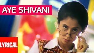 Ae Shivani Lyrical Video   Khoobsurat   Sanjay Dutt, Urmila Mantodkar