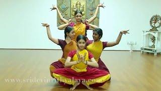 Sridevi Nrithyalaya  - ASHTALAKSHMI STHOTHRAM - Full dance