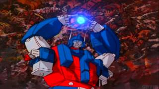 Transformers G1 The Movie The Death Of Ultra Magnus