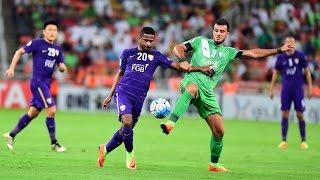 ملخص مباراة الأهلي السعودي 2-2 العين الإماراتي | تعليق رؤوف خليف | دوري أبطال آسيا 2017