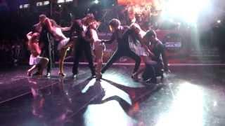 Concurso nacional de salsa y bachata