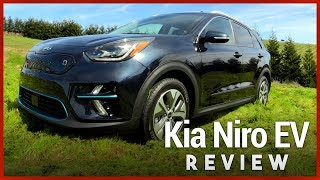 2019 Kia Niro EV Review - Test Driving Kia