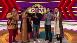 [PICKUP LINE] CCTV Bollywood: RANDY PANGALILA, HEFNY SAHAD REBUT HATI SHERRY ALHADAD?