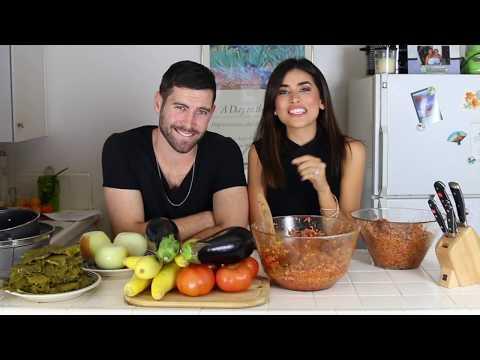 Kurdish Dolma Recipe | Stevie and Sazan