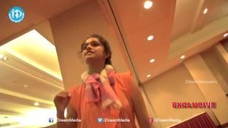 Keerthi Suresh Dance Rehearsals - SIIMA 2014 Awards