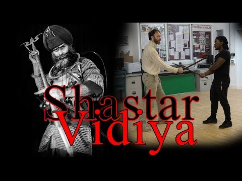 Shastar Vidiya - an introduction to Indian martial art