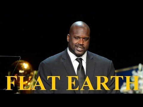 Shaquille O Neal comes out for Flat Earth Interviewer stunned Shaq ✅