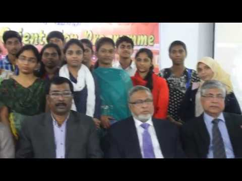 Gazi Medical College Bangladesh G-6 Indian Students Reception 2017