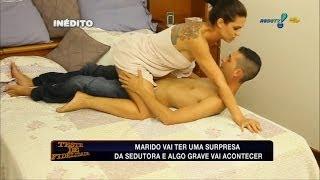 Brazilian Cheaters Prank- Crazy Hilarious! -Teste de Fidelidade -03/30/14 Teste Fidelidade
