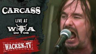 Carcass - Ruptured in Purulence / Heartwork - Live at Wacken Open Air 2008