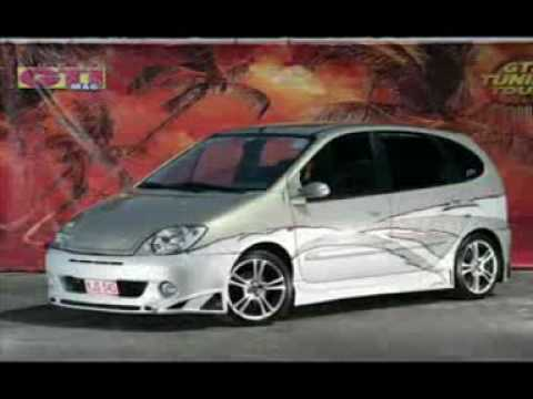 Renault Scenic 1998 2007 Tuning