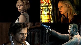 Two Best Friends Play Silent Hill 3 Compilation