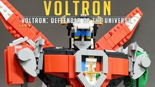 [REVIEW 2.0] 레고 볼트론 / LEGO Voltron