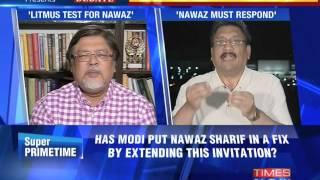 The NewsDebate: Can Nawaz Sharif opt out? Full Debate (22nd May 2014)