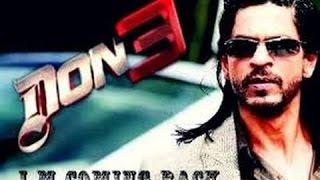 Don 3 Shahrukh Khan Official Teaser Promo!!
