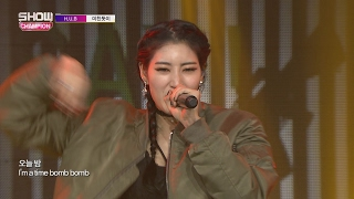 Show Champion EP.216 H.U.B - Girl in Black