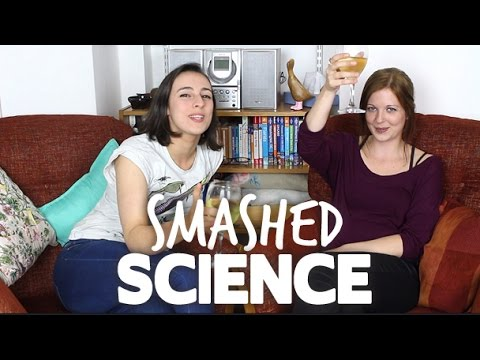 SMASHED SCIENCE with Claire Asher