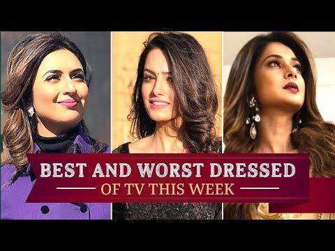 Xxx Mp4 Jennifer Winget Divyanka Tripathi Anita Hassanandani Best And Worst Dressed Of The Week TV 3gp Sex