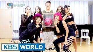 Sister's Slam Dunk | 언니들의 슬램덩크 – Ep.16 [ENG/2016.10.21]