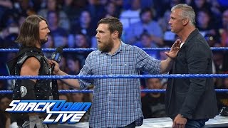 A war of words raises the stakes of WrestleMania Contract Signing: SmackDown LIVE, March 28, 2017