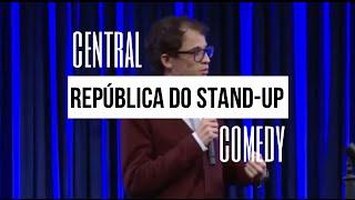 Daniel Duncan na República do Stand up - Comedy Central Apresenta - Terceira Parte