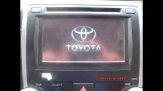 كامرى 2015    تحب ترى صورتك أو صورة طفلك الجميلة على شاشة التابلوة عند بدء تشغيل السيارة.