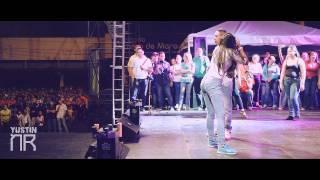 Yustin NR - En Vivo - (parte 05)