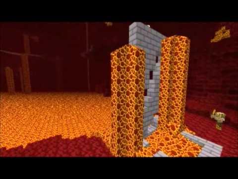 Minecraft:Cowman- Legend Of Siex Trailer