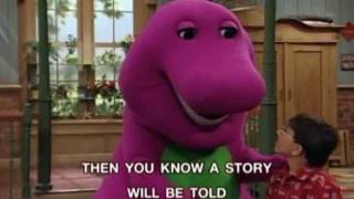 Barney - Once Upon A TIme Song