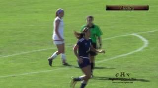 Alexandra Perez #9 ECNL Soccer Highlights 2017