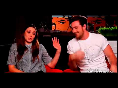 Elizabeth Olsen | Funny Moments