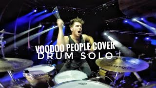 2CELLOS - Voodoo People [Live at Arena di Verona] + Drum Solo - DRUM CAM - Dusan Kranjc