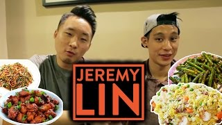 FUNG BROS FOOD: Americanized Chinese Food w/ JEREMY LIN