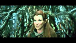 The Hobbit: The Desolation of Smaug - Kili and Tauriel First Meet