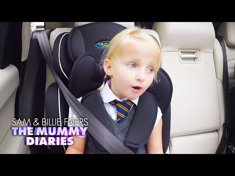 Xxx Mp4 Nelly 39 S Back From Her First Day At School The Mummy Diaries 3gp Sex