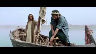 Jesus and Peter - Son of God (2014) Movie Clip